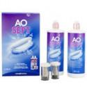 Aosept Plus DuoPack 2X360 ml + 2 étuis