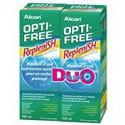 Opti-Free Puremoist Duo Pack 2 x 300 ml + 2 etuis