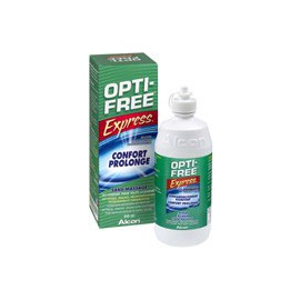 Opti-Free Express 355ml + 1 étui