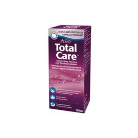 Total Care Décontamination Pack Eco 2x120ml+1étui