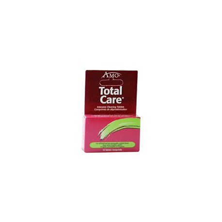 Total Care Déproteinisation 10 comprimés