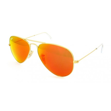 RB3025-112/4D-58 Aviator large metal