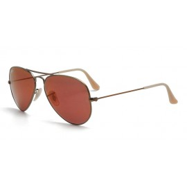 RB3025-167/2K-55 Aviator large metal