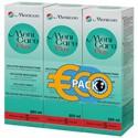 Menicare Plus Eco Pack 3 x 250 ml + 2 etuis