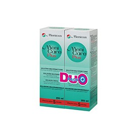 Menicare Plus Duo Pack 2 x 250 ml + 2 etuis