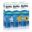 Renu MultiPlus Eco Pack 3x360 ml