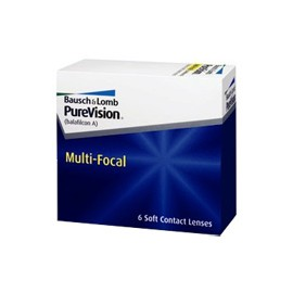 PureVision® 2 Multi-Focal ADD LOW 0.75/1.5 - BOITE DE 6