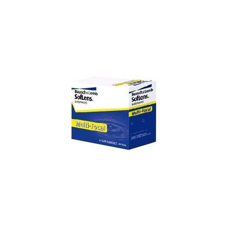 SofLens® Multi-focal ADD HIGH 1.75/2.5 - BOITE DE 6