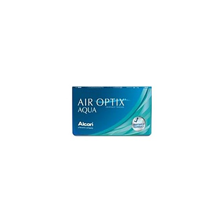 AIR OPTIX AQUA - Boite de 6 Lentilles