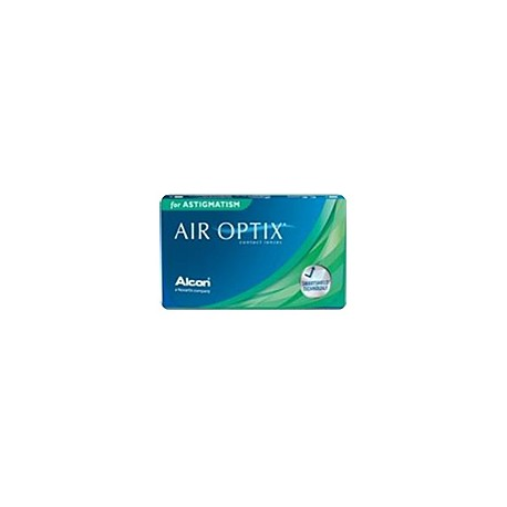 AIR OPTIX for ASTIGMATISM - Boite de 3 lentilles