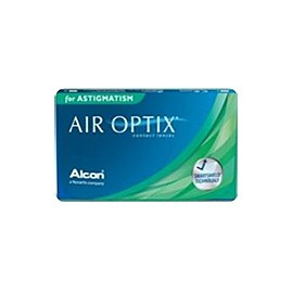 AIR OPTIX for ASTIGMATISM - Boite de 6 Lentilles