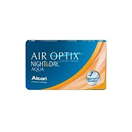 AIR OPTIX NIGHT & DAY AQUA - Boite de 6 Lentilles
