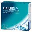 DAILIES AquaComfort Plus - BoÓtes de 180 lentilles