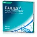 DAILIES® AquaComfort Plus® Toric - Boite de 90