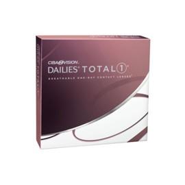 DAILIES TOTAL 1® - Boite de 90 Lentilles