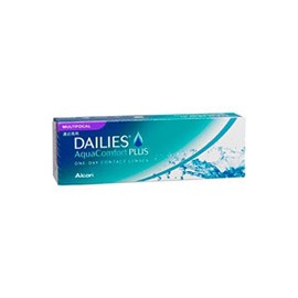 DAILIES® AquaComfort Plus® Multifocal High - Boite de 30