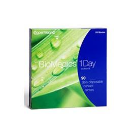 BIOMEDICS 1 Day - Boites de 90 lentilles