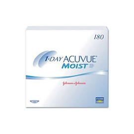 1-DAY ACUVUE® MOIST® - 180P
