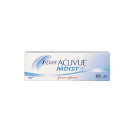 1-DAY ACUVUE® MOIST® - 30P