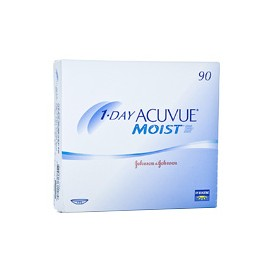 1-DAY ACUVUE® MOIST® - 90P
