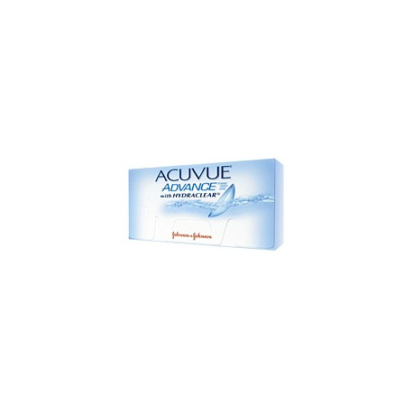 ACUVUE® ADVANCE® with HYDRACLEAR® - 6P