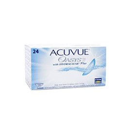 ACUVUE® OASYS® with HYDRACLEAR® Plus - 24P