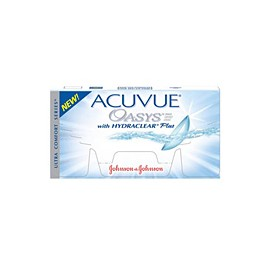 ACUVUE® OASYS® with HYDRACLEAR® Plus - 6P